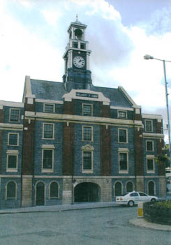 Bridgend County Borough Council Collection, Maesteg Town Hall