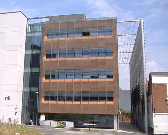 New Technology Institute, Birmingham City University
