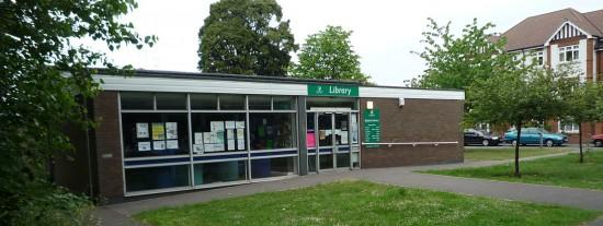 Byfleet Library