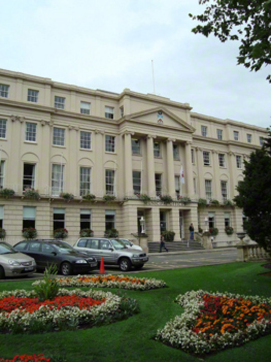 Cheltenham Borough Council Municipal Offices