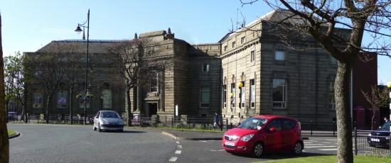 Cumbria Archive and Local Studies Centre, Barrow