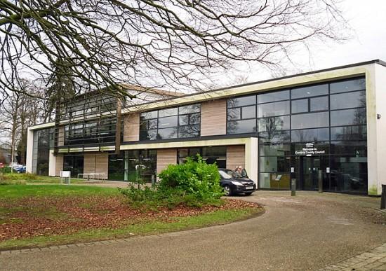 Cumbria Archive Centre, Carlisle