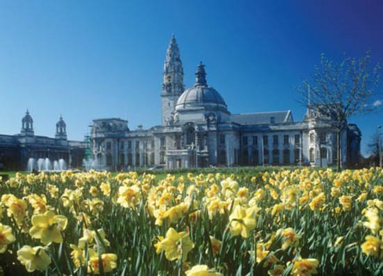 City Hall, Cardiff
