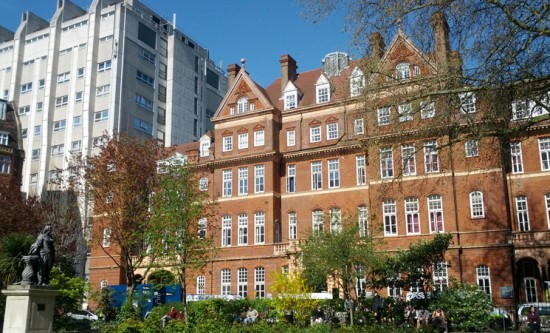 National Hospital for Neurology and Neurosurgery, UCLH Arts