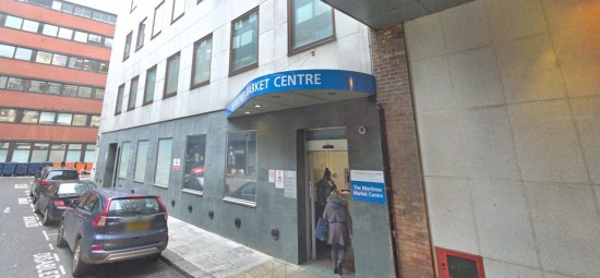 Hospital for Tropical Diseases, UCLH Arts