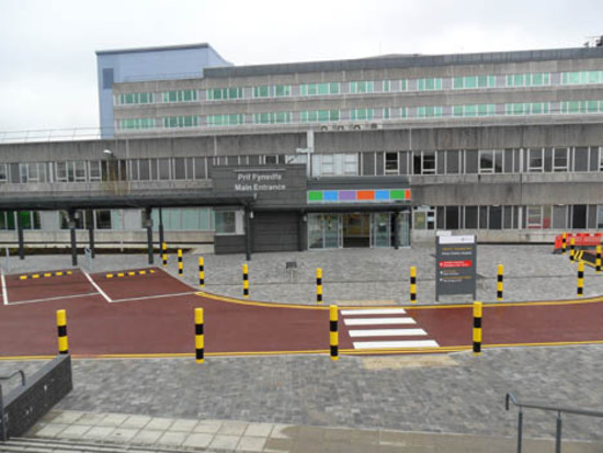 Prince Charles Hospital, Merthyr Tydfil