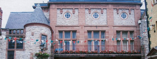 Denbigh Town Hall