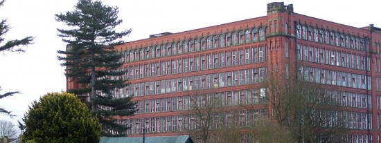Belper North Mill