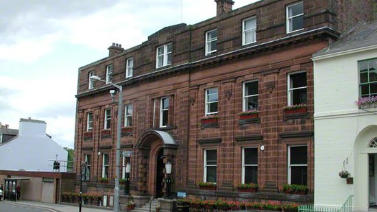 The Municipal Chambers, Dumfries and Galloway Council