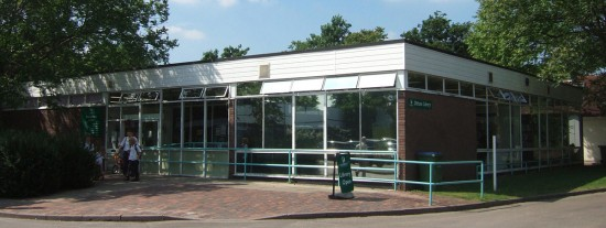 Dittons Library
