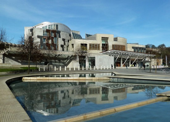 The Scottish Parliament, The Dewar Collection