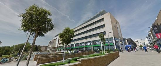 Harlow Council, Civic Centre