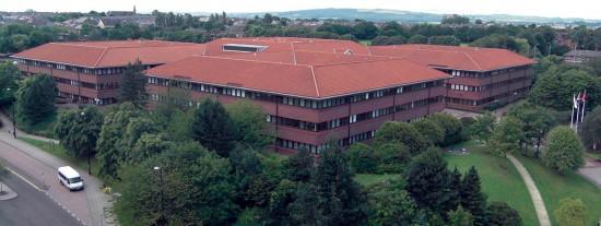 Gateshead Civic Centre, Gateshead Council Art Collection
