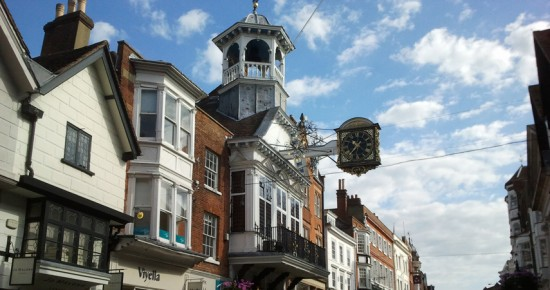 Guildford Guildhall