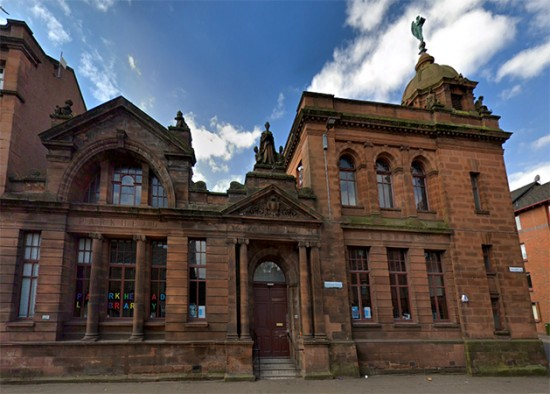 Parkhead Library