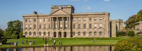 Lyme Park, Stockport Heritage Services