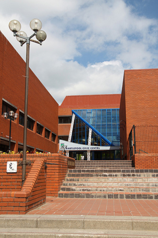 Hartlepool Civic Centre