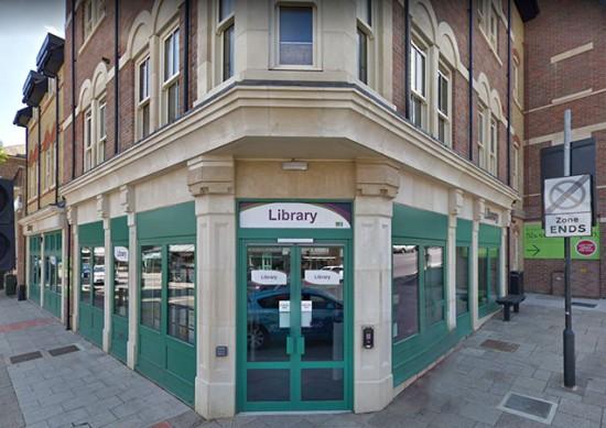 Berkhamsted Library