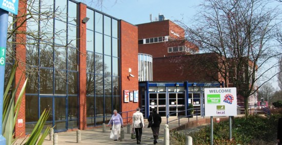 Welwyn Garden City Central Library