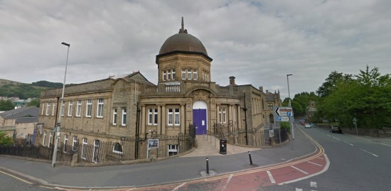 Darwen Library