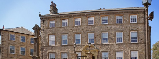 Judges' Lodgings, Lancaster