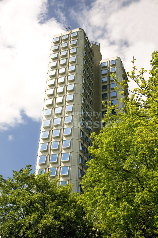 Attenborough Tower