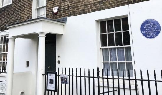 7 Hammersmith Terrace (Emery Walker's House)