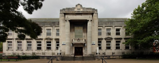Birkenhead Central Library
