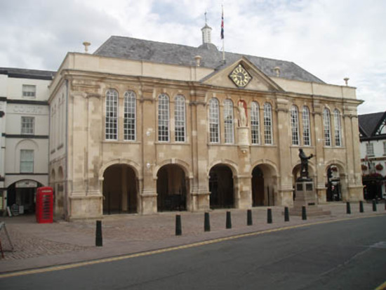 Monmouth Shire Hall