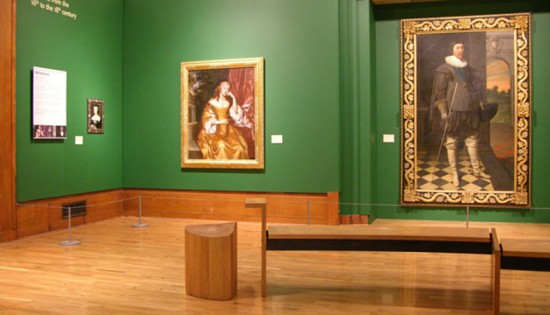 Museums Sheffield: Graves Gallery
