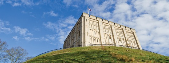 Norwich Castle Museum and Art Gallery