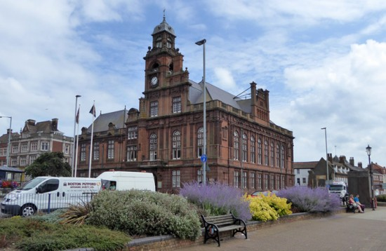 Great Yarmouth Borough Council Town Hall