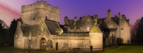The National Trust for Scotland, Drum Castle, Garden & Estate