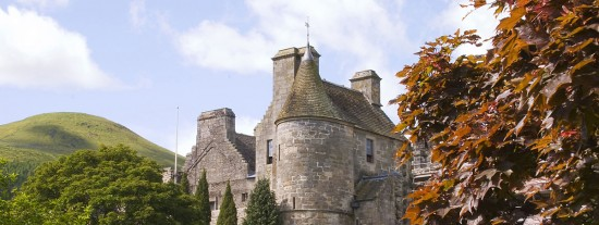 The National Trust for Scotland, Falkland Palace & Garden