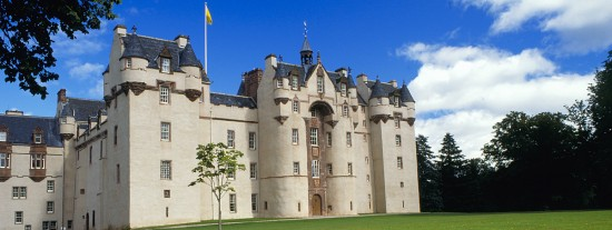 The National Trust for Scotland, Fyvie Castle