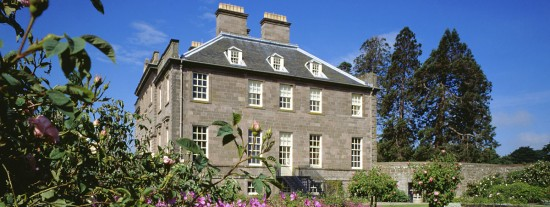 The National Trust for Scotland, House of Dun