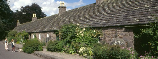 National Trust for Scotland, Angus Folk Museum
