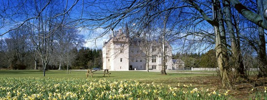 The National Trust for Scotland, Brodie Castle
