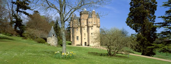 The National Trust for Scotland, Craigievar Castle