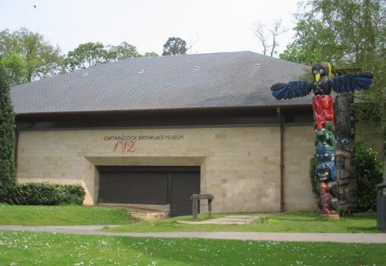 Captain Cook Birthplace Museum