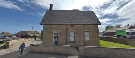 Bedlington Station Library