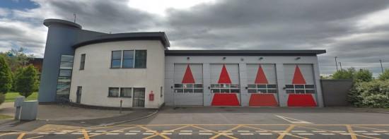 Byker Community Fire Station