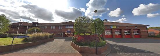 Farringdon Community Fire Station