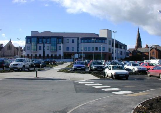 Denbighshire County Hall