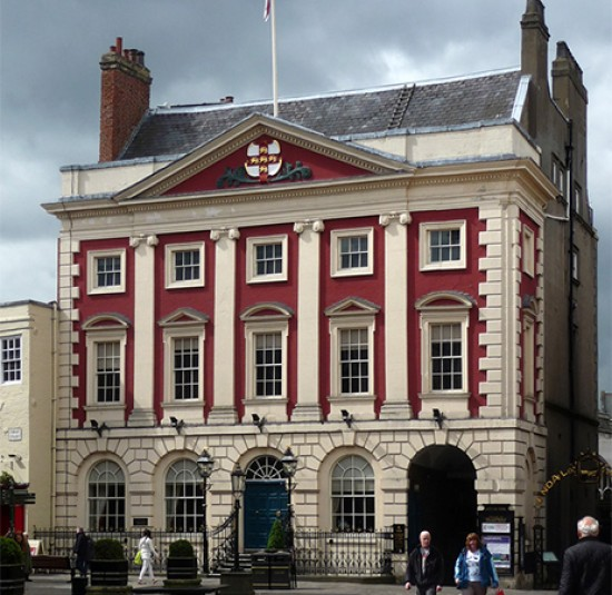 York Mansion House