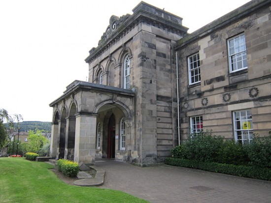 AK Bell Library (managed by Culture Perth and Kinross)
