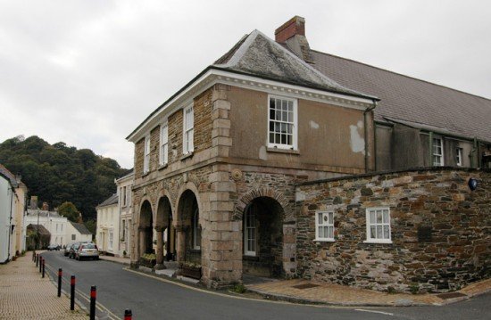 Plymouth City Council: Plympton St Maurice Guildhall