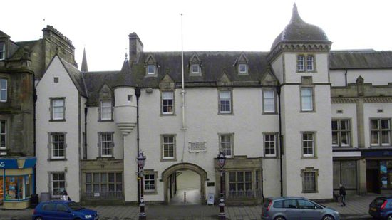 Tweeddale Museum and Gallery