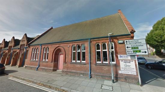 Bury St Edmunds Record Office
