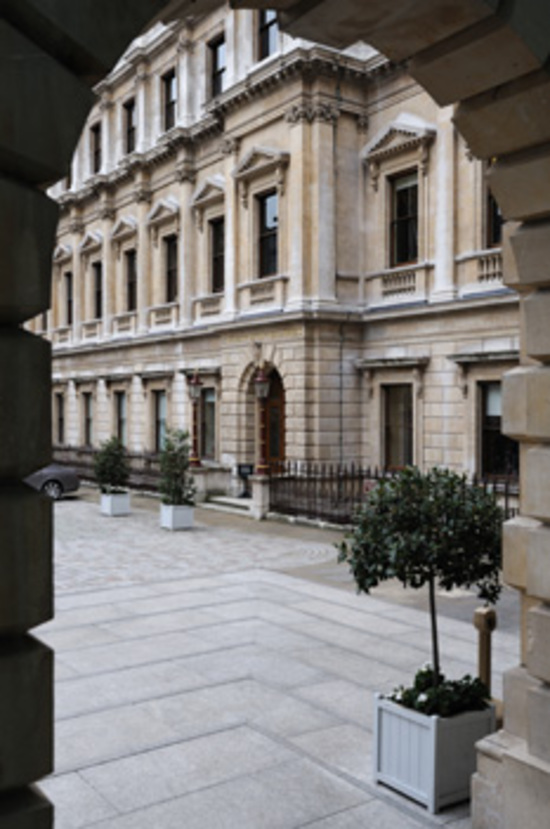 Society of Antiquaries of London: Burlington House